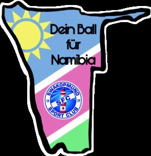 Dein Ball für Namibia e.V. Logo